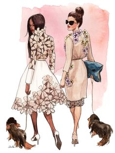 March 01, 2015 - March calendar girls - worlds collide | Inslee By Design