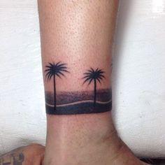 coqueiros praias | Tatuagem.com (tatuagens, tattoo)