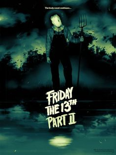 Friday the 13th Part II (1981) [768  1024]