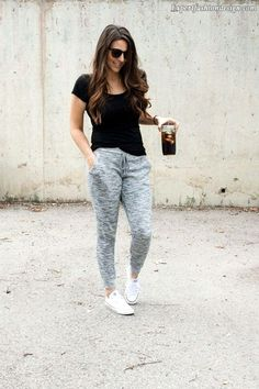 45 Comfy Sporty Outfits for Fitness-loving Teens - 18 #Sports