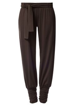 Venice Beach - LARISSA  pants brown