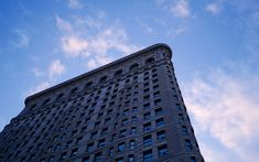 Multi-storey architecture HD wallpaper