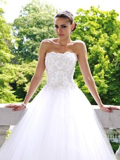 2014 New Bride ball gown Beading Sweetheart Lace up Back Wedding Gown Prom Ball Evening Dress Mon Cheri Wedding Dresses, White Lace Wedding Dress, Wedding Dress 2013, Wedding Dresses Uk, Black Prom Dresses, Prom Party Dresses, Cheap Wedding Dress, Wedding Bridesmaids, Bridal Dresses