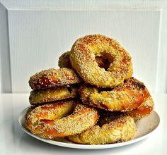 Homemade Montreal bagels. #mysecondbreakfast