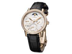 Jaeger-LeCoultre Rendez-Vous Perpetual Calendar約會系列萬年曆腕錶