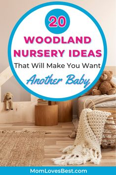 Be forewarned: These woodland nursery ideas are so adorable, you'll be wanting to hop on the baby train and keep those kids coming into your household. Sleep Schedule, Sleeping Through The Night, Woodland Nursery Decor, Baby Sleep, Nursery Ideas, Whimsical, Household, Train, Make It Yourself