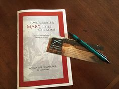 """Happy #MindfulMonday!  As this week ushers in the start of the """"official""""  holiday season, my challenge for you is to think about doing Christmas a little differently this year.  And I want to help you by offering my Advent devotional, """"Have Yourself a Mary Little Christmas,"""" for FREE!  Check out my blog today to learn how you can claim your FREE booklet and begin preparing your heart, mind, and soul for the season."""