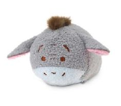 Complete Set Mini Tsum Tsum Winnie Tigger Eyeore Piglet from Disney US! NWT!!