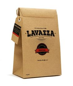Lavazza Packaging on Behance