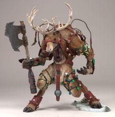 McFarlanes Twisted Christmas Reindeer Rudy