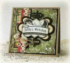From Amy Sheffer in Purcellville, VA, USA. Pickled Paper Designs http://pickledpaperdesigns.blogspot.com/