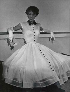 L'officiel de la mode, 1953 // Jacques Heim
