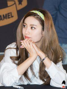 After School/Orange Caramel Nana Korean Beauty, Asian Beauty, Nana Afterschool, Im Jin Ah Nana, Asian Makeup Looks, Orange Caramel, Sassy Girl, Caramel Hair, Asian Hair