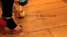 Terry de Havilland interview