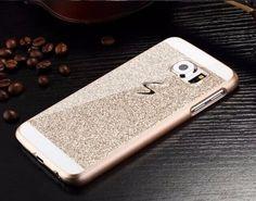 Wholesales Bling Glitter Skin Cases for Samsung Galaxy S7 / S7 edge / S6 / S6 Edge / S6 Edge Plus