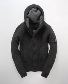 Zip Hood Superdry