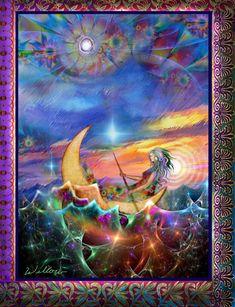 Sea of Dreams by Willow Arlenea, Mystic Life Design