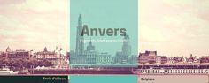 3 hébergements Airbnb pour les familles à Anvers