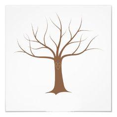Soy árbol: El árbol de todos: árbol de huellas dactilares.