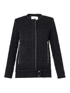 IRO tweed blazer