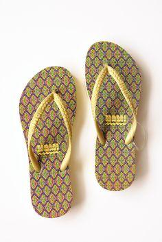 Nami Bombay Flip Flops