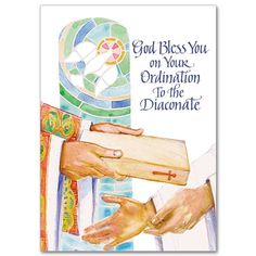 Looking for a priest ordination card? The Printery House has a great selection of cards to warmly welcome a new priest to the Diaconate. printeryhouse.org, #printeryhouse