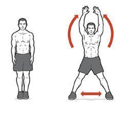 Cura pela Natureza.com.br: Sucesso nos EUA: método de perda rápida de peso com apenas 4 exercícios em 4 minutos
