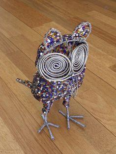 Wire Owl Crafts - WIRE Center •