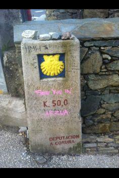 El kilometro 50