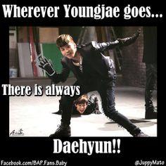 DAEJAE   B.A.P Daehyun & Youngjae