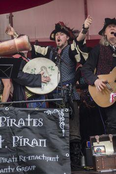 The Pirates of St Piran