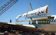 Pan American Fuselage Purchased by Tokens & Icons