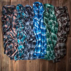 "Flannel is the new Black! These classic flannel shirts from Sportsman's Guide make the perfect gift for the ""hard to buy for"" man on your list. Use code SG3005 for free shipping on your entire order, plus an additional 20% off all clothing and footwear."