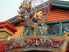 Top Eight Disney World Shopping Tips