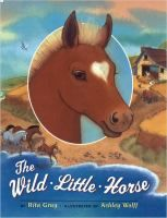 The Wild Litte Horse by Rita Gray. Little Horse cannot resist the call of the wind, which encourages him to run like a wild colt and cavort by the sea.  Preschool and up.