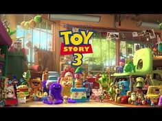 Toy Story 3 Game - Sunnyside Daycare - Sheriff Woody - Buzz Lightyear