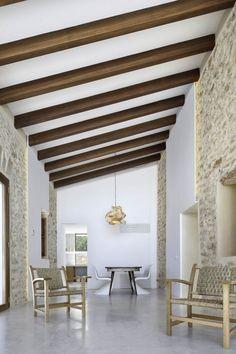 Design Therapy | CAN MANUEL D'EN CORDA: MINIMALISMO MEDITERRANEO | http://www.designtherapy.it