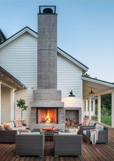 770 best outside fireplaces and pools images in 2019 outside rh pinterest com