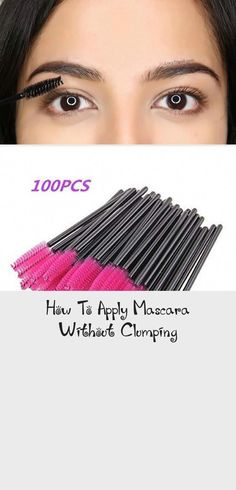 If you're trying to figure out how to apply mascara like a pro, then this tutorial is for you!  Follow these step by step tips and tricks to learn how you can apply your mascara perfectly, without clumps.  Great for beginners! #mascara #makeuptips #makeuphacksBrows #makeuphacksForAcne #makeuphacksCleaning #makeuphacksForBrownEyes #makeuphacksEyeshadow #ApplyingMascara Mascara Wands, Mascara Tips, How To Apply Mascara, How To Apply Makeup, Applying Mascara, Skin Care Regimen, Skin Care Tips, Makeup Tips Eyeshadow, Makeup Tips For Brown Eyes
