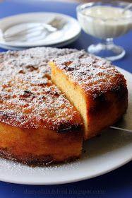 cardamom and almond cake with orange-blossom yoghurt.Orange, cardamom and almond cake with orange-blossom yoghurt. Food Cakes, Cupcake Cakes, Cupcakes, Sweet Recipes, Cake Recipes, Dessert Recipes, Orange And Almond Cake, Orange Cakes, Think Food