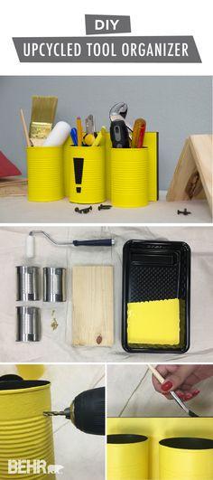 Make garage storage