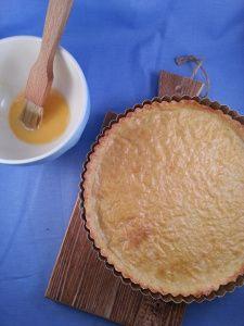 DIY! Een hartige taart, een zoete of een pastei? Voor alle drie kun je dit basisrecept korstdeeg gebruiken!