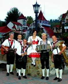 Helen, Georgia - also known as little Switzerland, located in the North Ga. Mountains.  German food and fun! Don't dare miss Hansel and Gretel  Candy Kitchen, they have the best fudge I've ever eaten and the candy apples are perfection!!! ;)