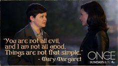 Mary Margaret and Regina