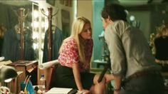 santiago cabrera and Reese Witherspoon's   very hot