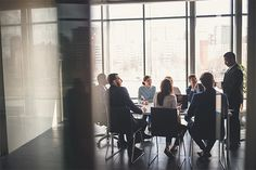 Find Business People Working Conference Room stock images and royalty free photos in HD. Explore millions of stock photos, images, illustrations, and vectors in the Shutterstock creative collection. Creative Advertising, Advertising Agency, Best Commercials, Busy At Work, Home Office Space, Toronto, How To Become, Stock Photos, Instagram Posts