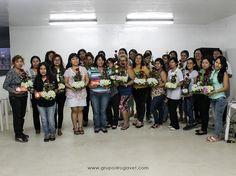 "Grupo Drogavet organiza el ""Día Naranja"" en homenaje a las mujeres Crown, Fashion, Orange, Organize, Group, News, Women, Moda, Fasion"
