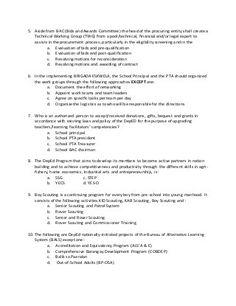 Principal reviewer (sample only) D School, School Leadership, Cheryl, Education, Onderwijs, Learning