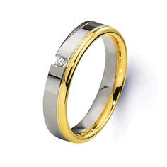 Lovely NEW Mens ct Yellow u White Gold Diamond Wedding Ring ct Heavy