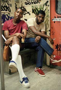 Jamel Shabazz's Street Snaps of '80s Brooklyn